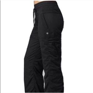 Lululemon LINED Dance Studio Pants